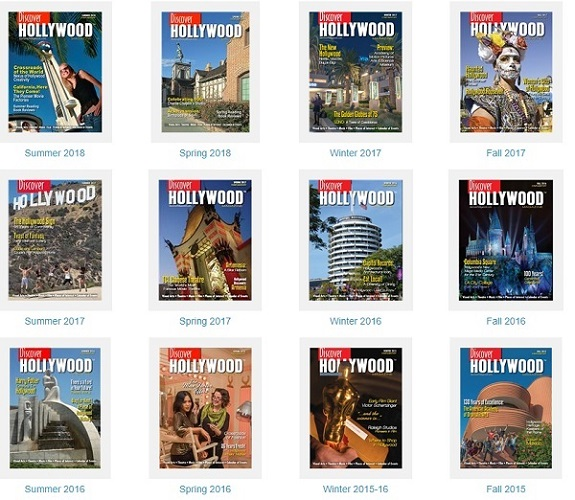 Discover Hollywood Magazine
